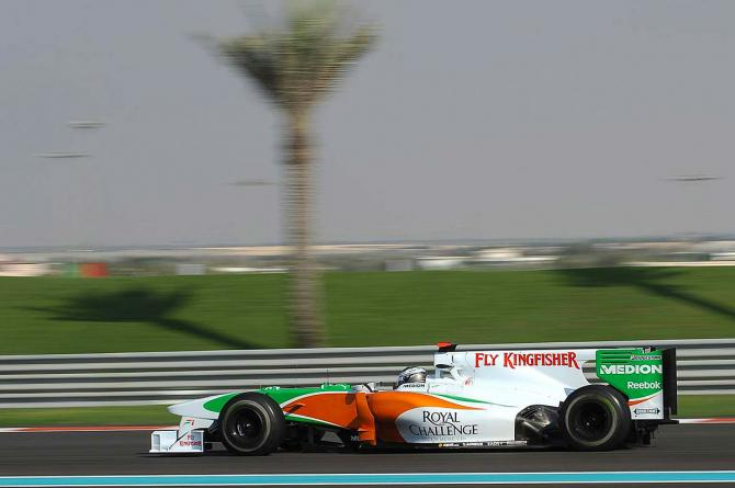 Force India, Adrian Sutil