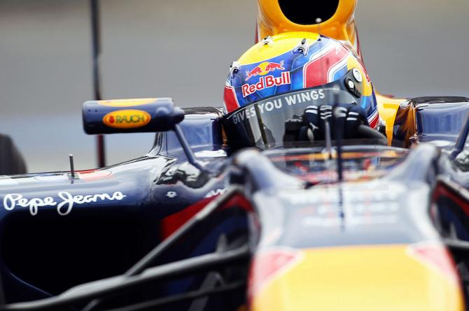 Red Bull, Mark Webber